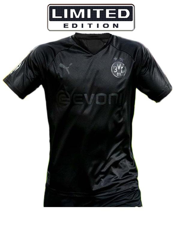 Borussia Dortmund S Special Edition Blackout Jersey Socheapest