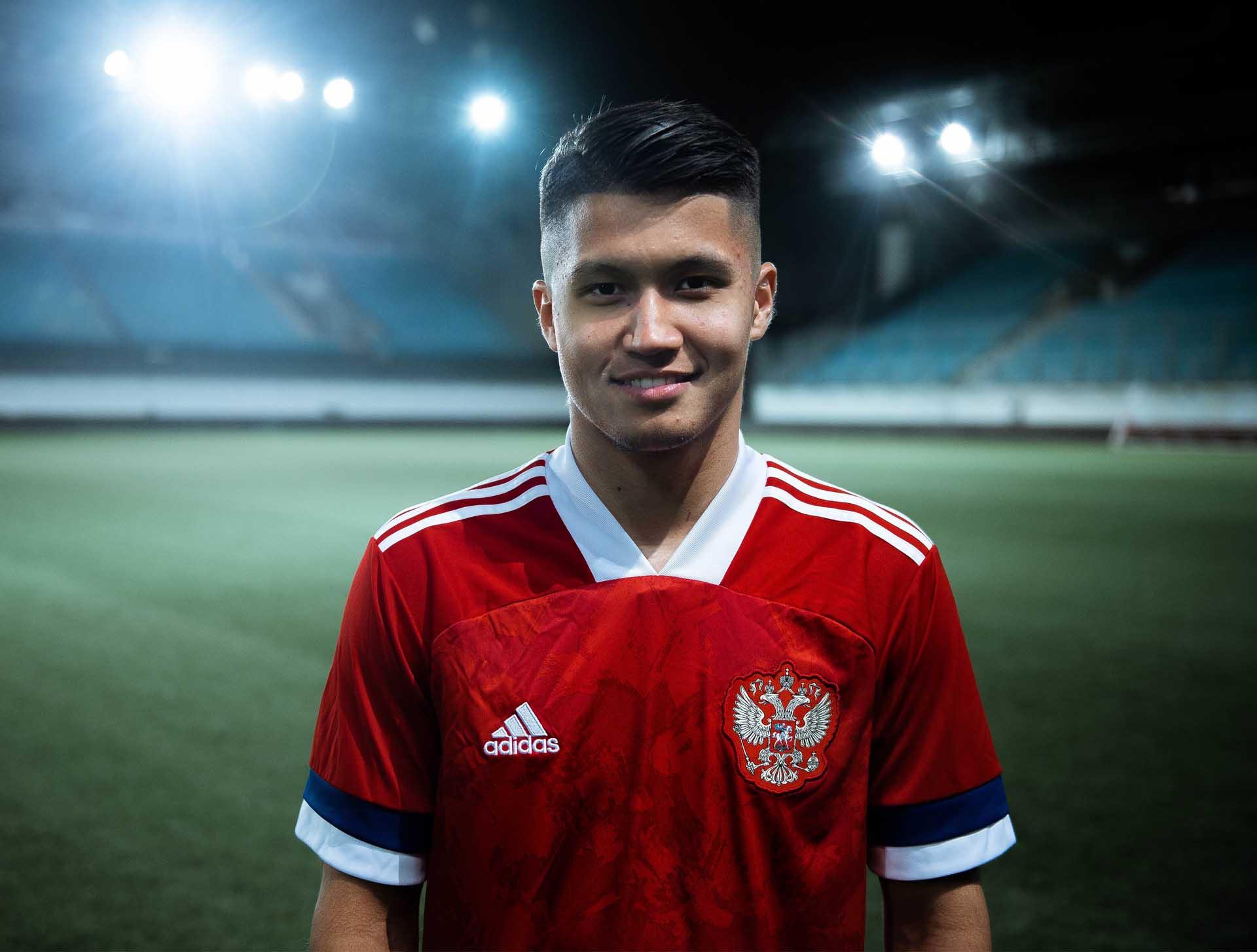 RUSSIA HOME KIT 2020 - 21 | UEFA EURO 2020