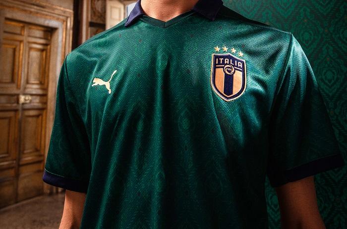 ITALY THIRD KIT 2020 - 21 | Italy Renaissance Shirt