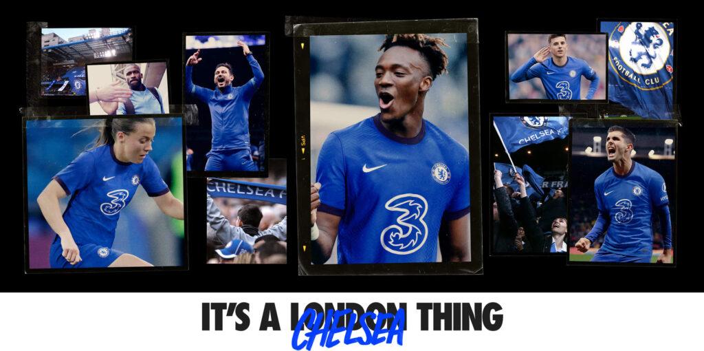 Chelsea FC Home Kit 2020/2021