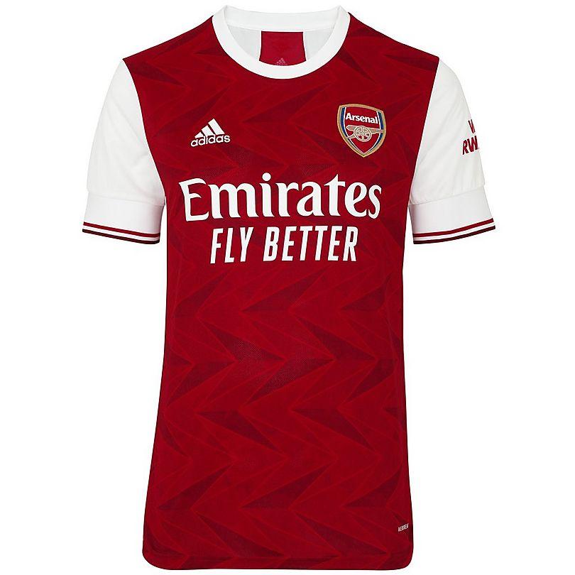 Arsenal Fc Home Kit 2020 2021 Socheapest