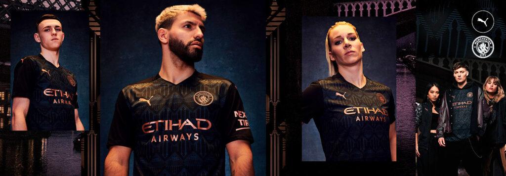 Manchester City Away Kit 2020/2021