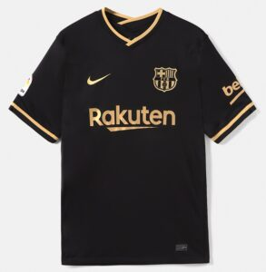 Fc Barcelona Away Kit 2020 2021 Socheapest