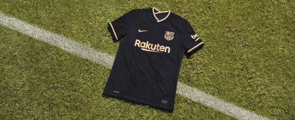FC Barcelona Away Kit 2020/2021