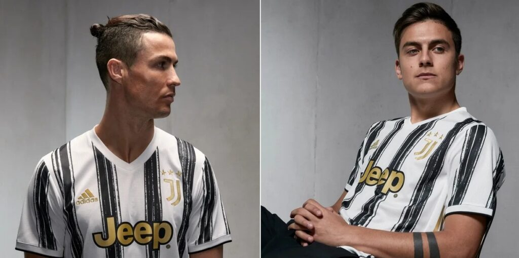 Juventus Home Kit 2020/2021