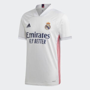 REAL MADRID HOME KIT 2020/2021