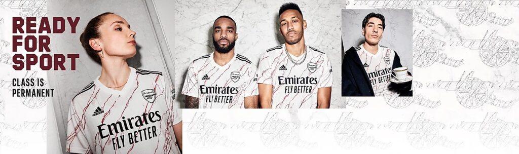 Arsenal FC Away Kit 2020/2021