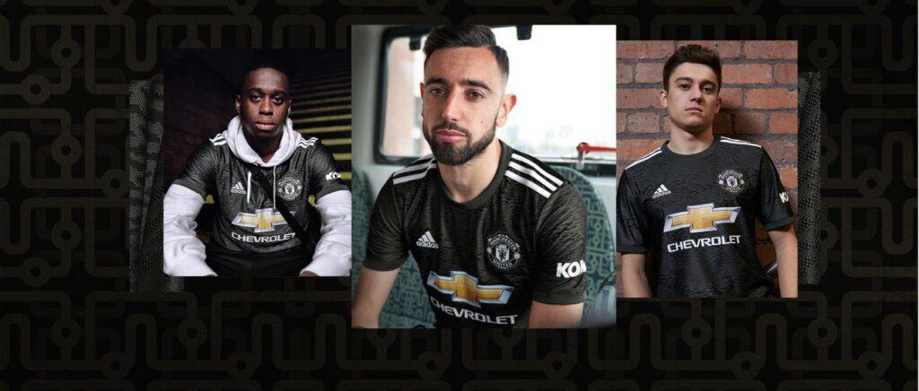 Manchester United Away Kit 2020/2021