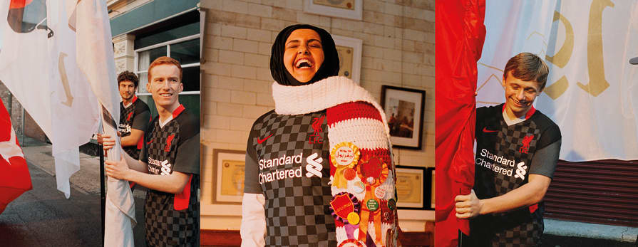 Liverpool FC Third Kit 2020/2021