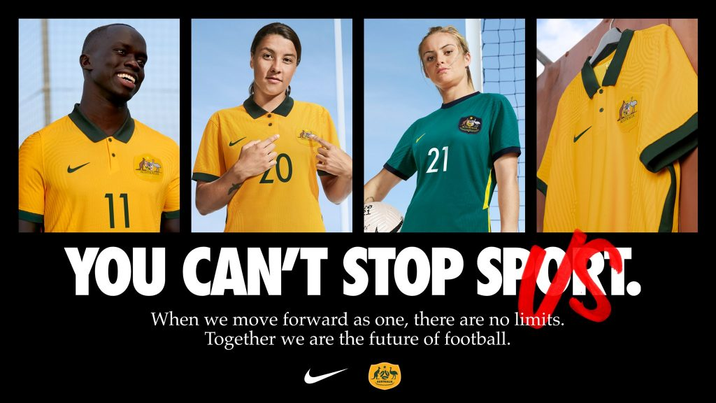 Australia Away Kit 2020/2021