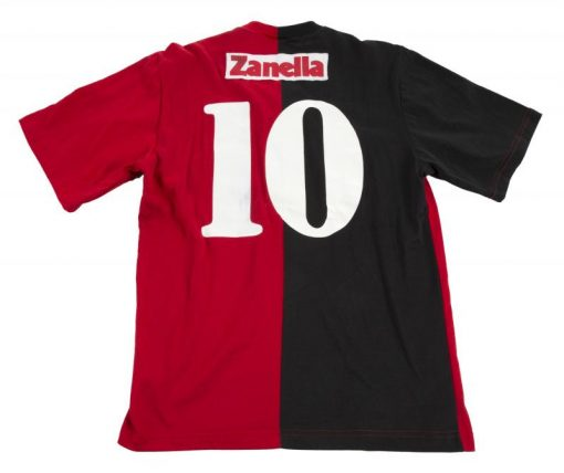 Newell's Old Boys 93/94 Jersey - Maradona, Messi