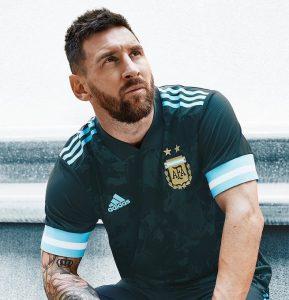 Argentina Away Kit 2020/2021