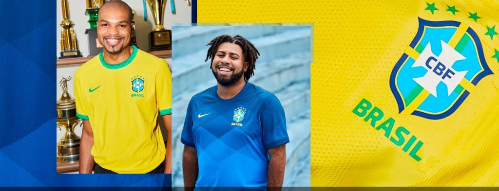 BRAZIL HOME KIT 2020/2021