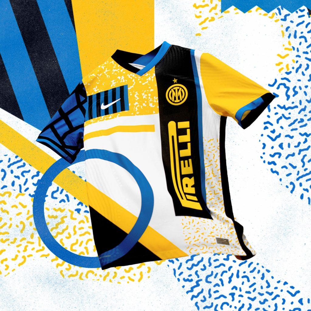 Inter Milan Fourth Kit 20/21