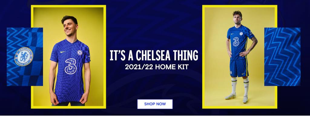 Chelsea FC Home Kit 21/22