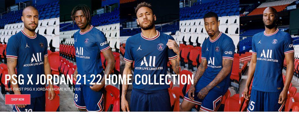 Paris Saint-Germain Home Kit 21/22