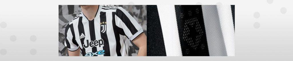 Juventus Home Kit 21/22