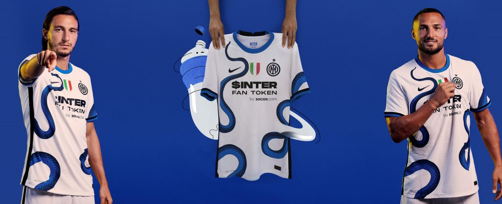 Inter Milan Away Kit 21/22