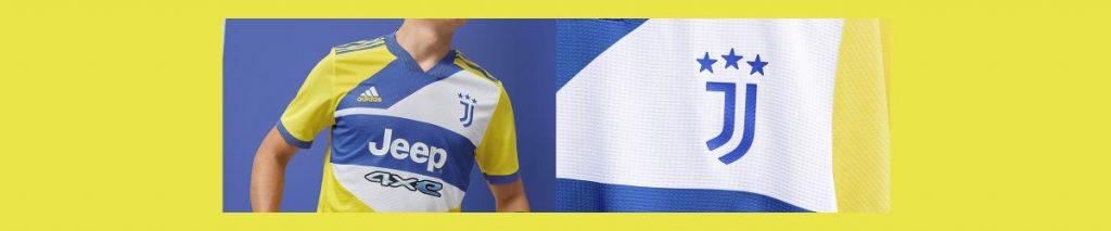 Juventus Third Kit 21/22