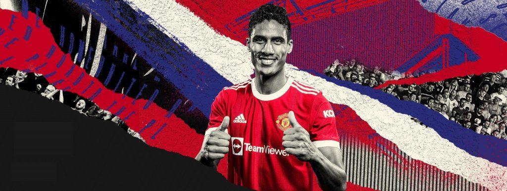 Manchester United Home Kit 21/22