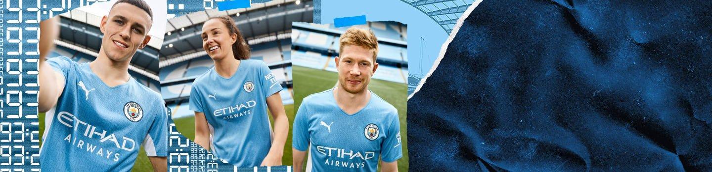 Manchester City Home Kit 21/22