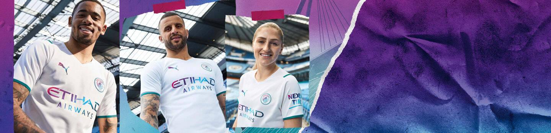 Manchester City Away Kit 21/22